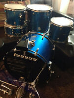 Ludwig accent cs blue