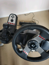 Logitech g27   Video Game Controllers For Sale - Gumtree