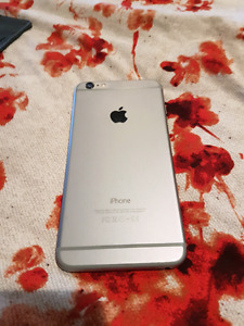 iPhone 6 plus 16 GB Bell