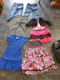 girls clothes age 5/6 from non smoking home