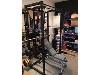 York fitness multi-gym
