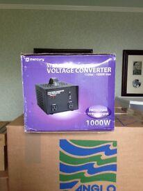 Step Down Voltage Convertor