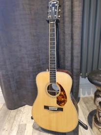 Fender Paramount Series PM-1 Adirondack Electro Acoustic guitar