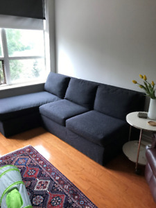 Crate & Barrel Couch For Sale