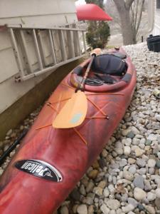14' sit in kayak