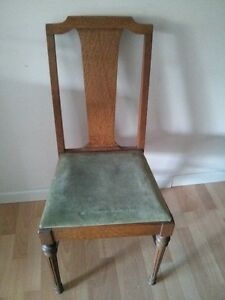 SOLID OAK CHAIR for Dining Room or Kitchen