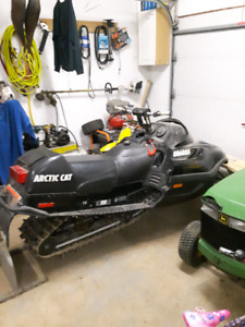 2000 Arctic Cat ZR 700 with reverse