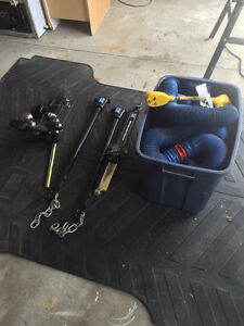 Weight Distribution Hitch and Other RV Items