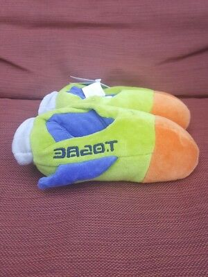 NWT Gymboree Toddler Rocket Slippers Size 5/6