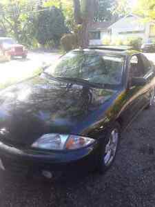 2000 Chevrolet Cavalier z24 Coupe (2 door)