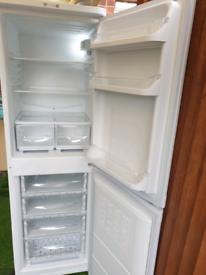 Like new Indesit modern fridge freezer, spotless.