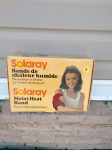 SOLARAY MOIST HEAT BAND
