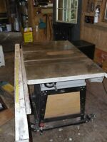 Trademaster 10 in. Table  Saw