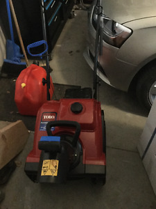 Moving Sale - 3 Month Old Snowblower
