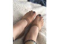 Used Pop Socks size 6