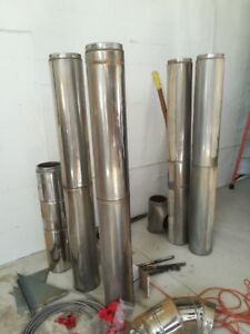 Selkirk Stainless Steel Insulated Chimney