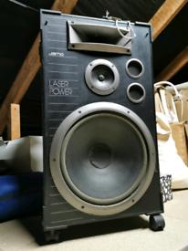 Jamo laser power speaker