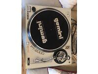 Gemini PT-2000 DJ turntable record deck player
