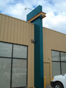METAL PROFILES PAINTING SPECIALIST/ EXPRESS PAINTING & DECOR.