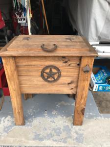 Portable Cottage Deck Beer Cooler