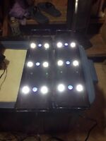 Aquarium, fish tank lights and accessories