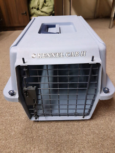 Kennel cab II pet travel crate