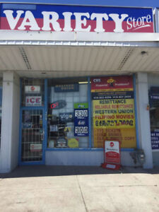 CONVENIENCE STORE FOR SALE