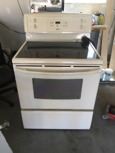 Kenmore stove and dish washer