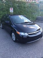 Honda Civic 2006 Low km Urgent sale