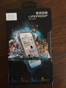 Lifeproof FRE case for iPhone 5C.