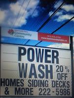 Dirty Eaves Gutters Siding & Decks WE POWERWASH CLEAN & More