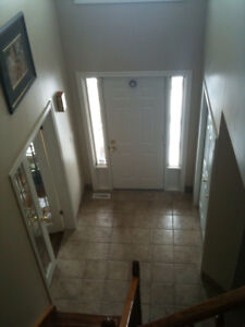 EXECUTIVE  5 BEDROOMS  FURNISHED HOUSE BRIGHTS GROVE SARNIA .