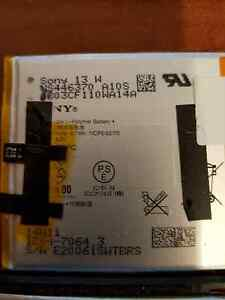 Two Genuine Sony Experia Z Batteries London Ontario image 1