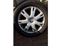 Swap alloys vw touareg tyres bargain off road