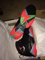 Air Jordan 7 Marvin the martian size 12 deadstock ds with