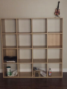 Beautiful like new large bookcase