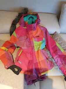 Manteau pour fille grandeur 10-12