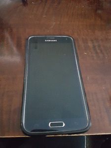 SAMSUNG GALAXY S5 16GB USED WITH CASE AND CHARGER
