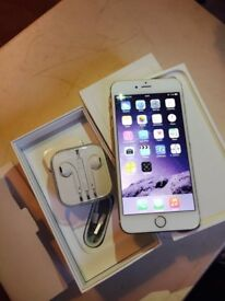 iPhone 6s Plus UNLOCKED NEW CONDITION .