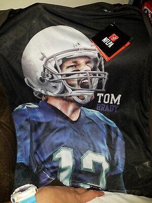 Nflpa Tom Brady New England Patriots Childrens Shirt Size Xl Super Bowl Jersey