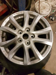 4 mazda rims for sale