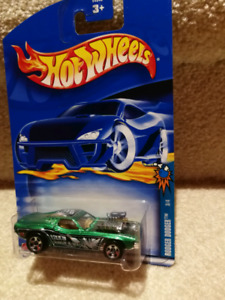 Hot Wheels Rodger Dodger from 2000.