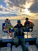 Affordable Guided Fishing trips on Gull Lake Ab.