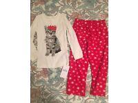 BNWT M&S 4-5yr pyjamas