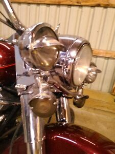 2002 HARLEY DAVIDSON ROAD KING W CLEAN TITLE COULD PART IT OUT Windsor Region Ontario image 2