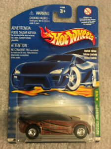 Hot Wheels Special Edition Car (2001)