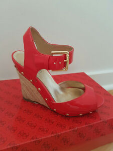 Sandales Guess rouge / red Guess sandals