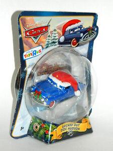 Disney Pixar Cars Mater Saves Christmas Diecast