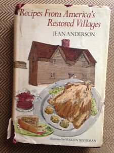 Recipes From America's Restored Villages by Jean Anderson