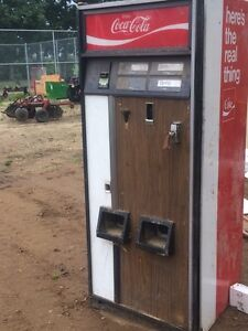 Coca-cola machine for sale